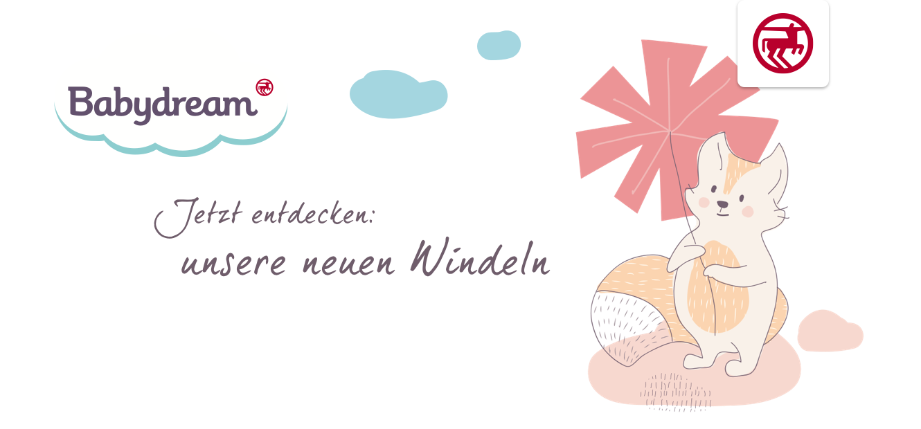 babydream Windeln neue Technologie