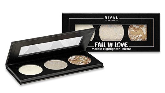 Limited Edition Rival de Loop Marble Highlighter