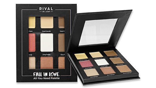 Limited Edition Rival de Loop All-You-Need Palette