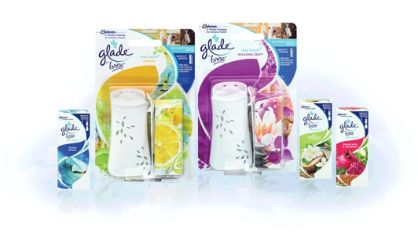 Glade by Brise One Touch Minispray