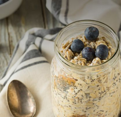 Overnight Oats - so geht's