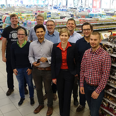 Rossmann IT-Team
