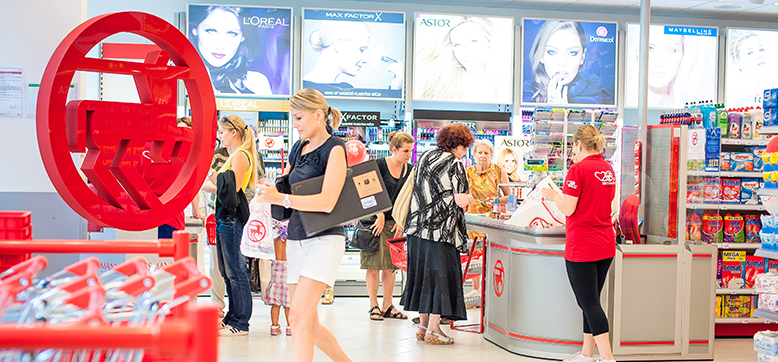 Rossmann International Tschechien