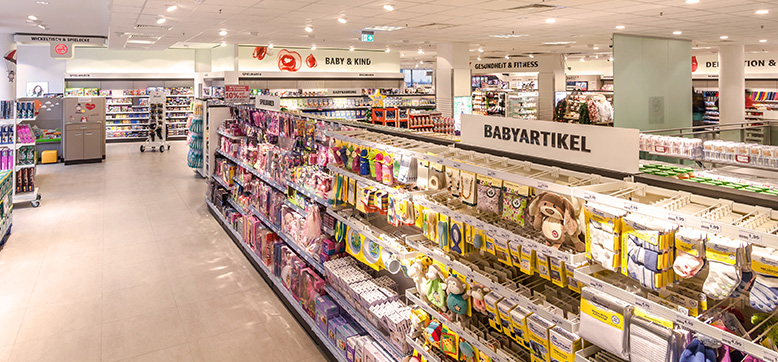 "ROSSMANN Sortiment ""Baby & Kind"""